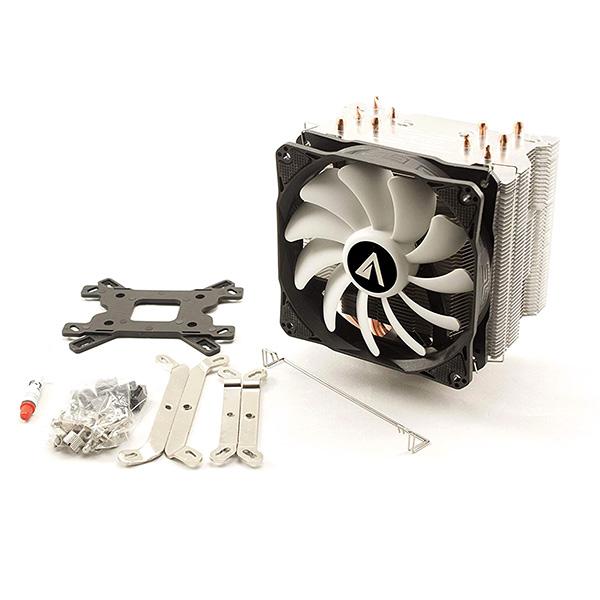 Ventilador CPU Abysm SNOW V Performa 120mm