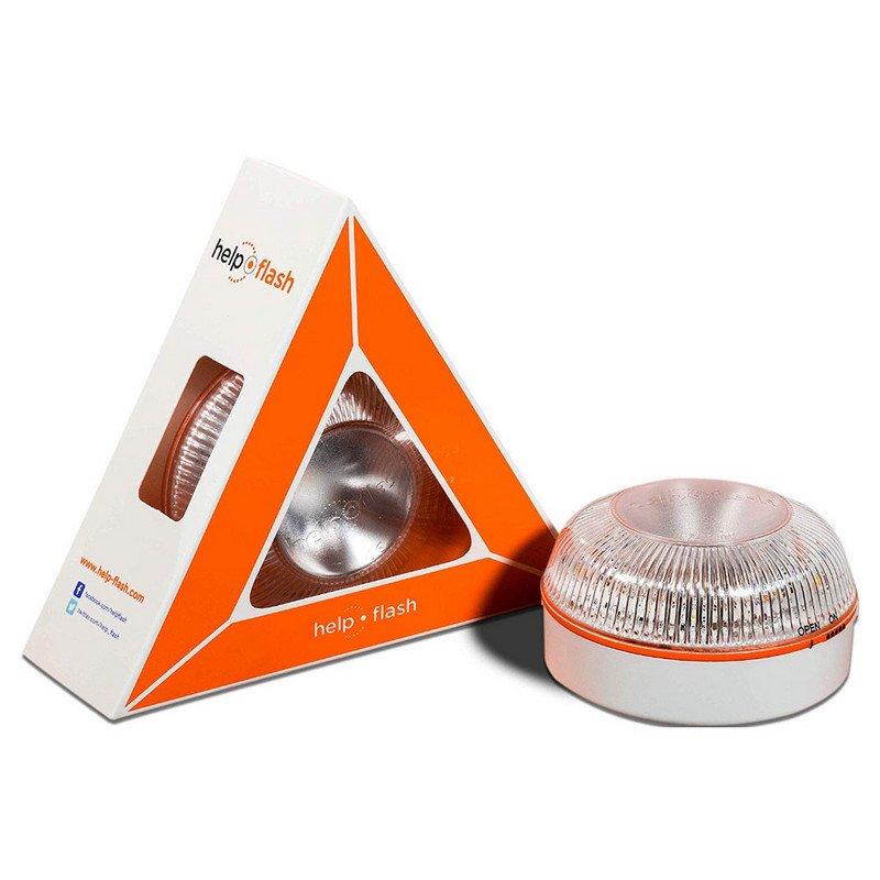 Luz de Emergencia para Automovil Help Flash