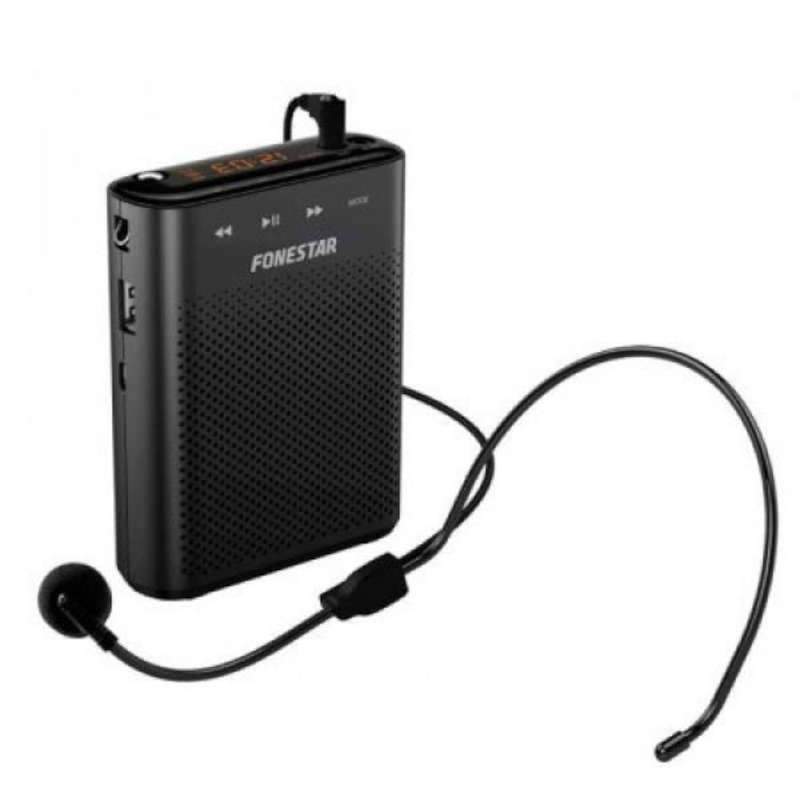 Amplificador Portatil Alta-Voz Fonestar W30