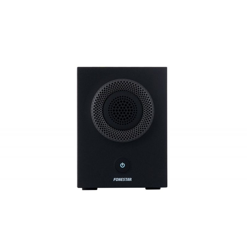 Altavoz Bluetooth TWS Fonestar Dots Negro