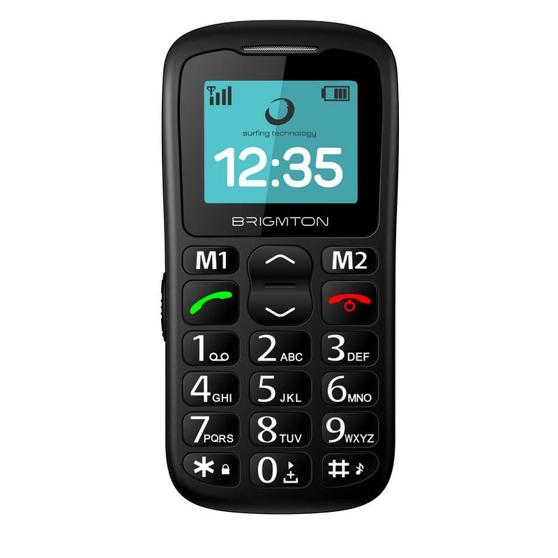 Teléfono Móvil Brigmton BTM11