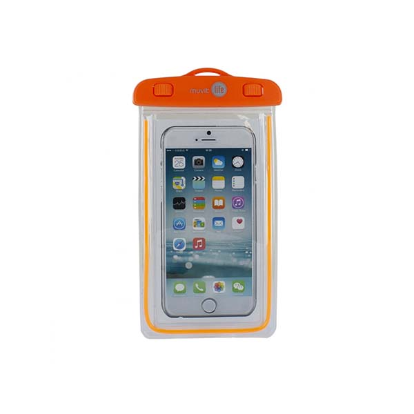 Funda acuática Muvit Life MLWPC0003 Naranja
