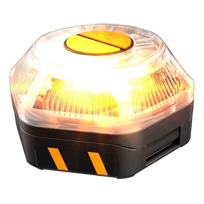 Luz de Emergencia KSIX Safe Light para Automóvil - Homologada DGT