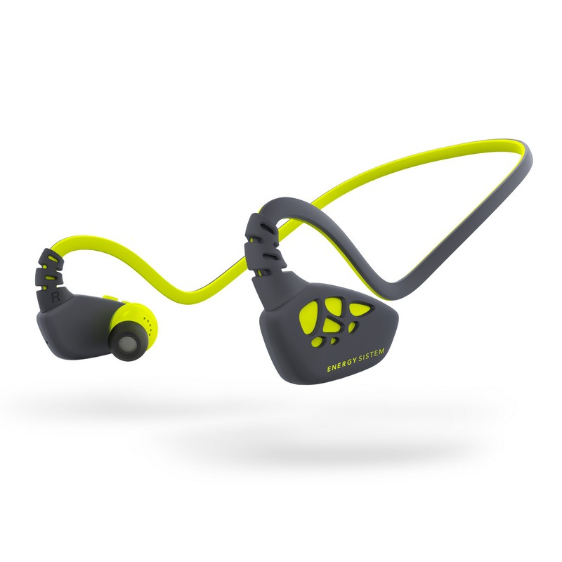 Auriculares Energy Sistem Auriculares Sport 3 Bluetooth Amarillo
