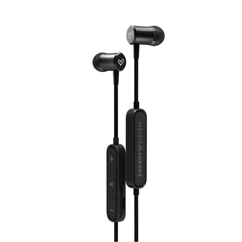 Auriculares Energy Sistem BT Urban 2 Bluetooth Negros
