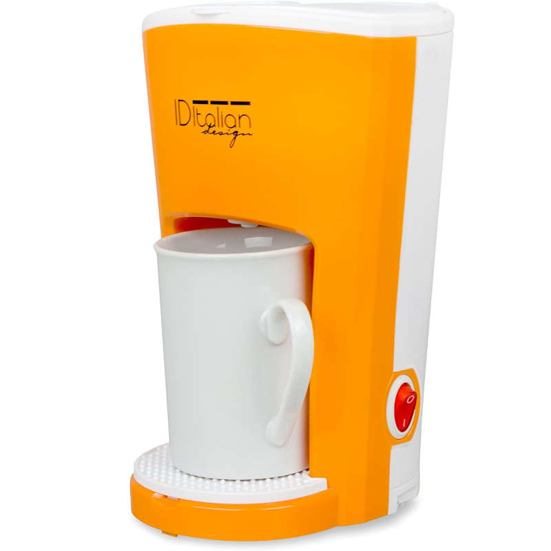 Cafetera Italian Design Total Funny Pro Coffee Maker