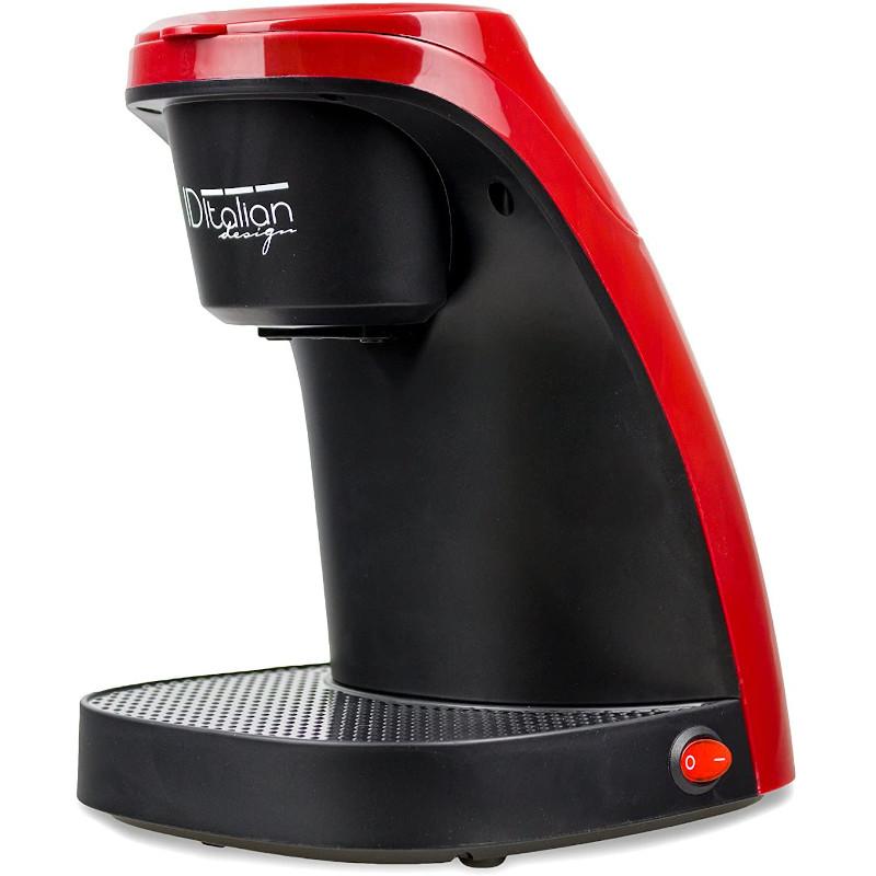 Cafetera ID Italian Coffee Duo Pro 450W
