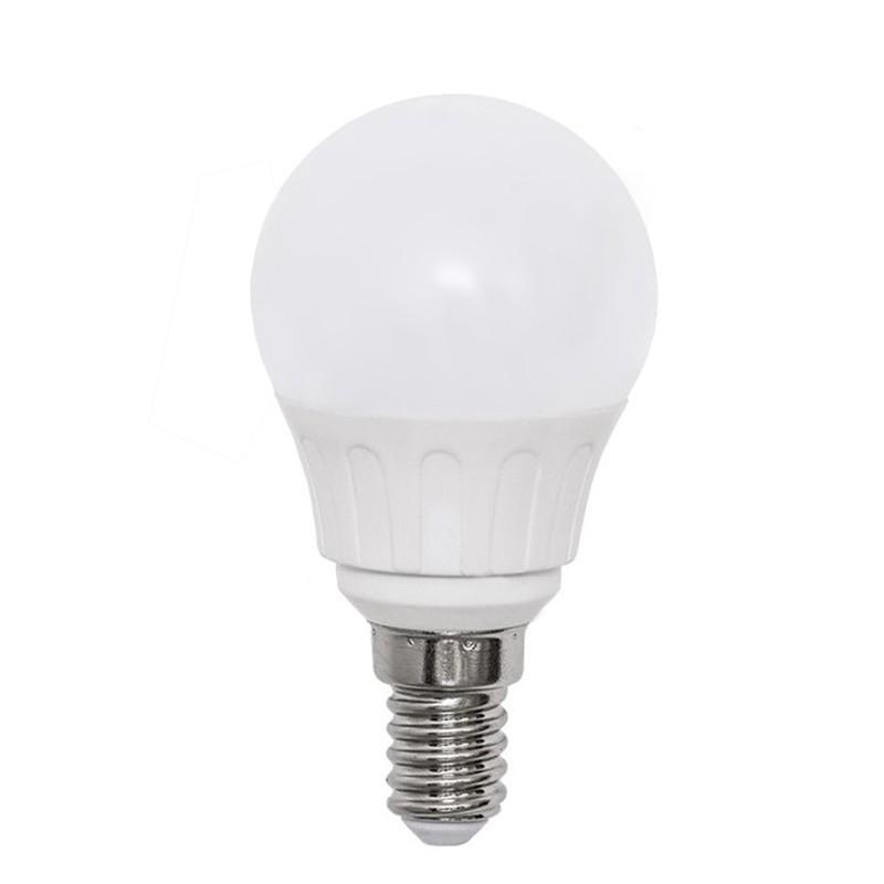 Bombilla LED Bajo Consumo 6W 3000K E14 A5 G45