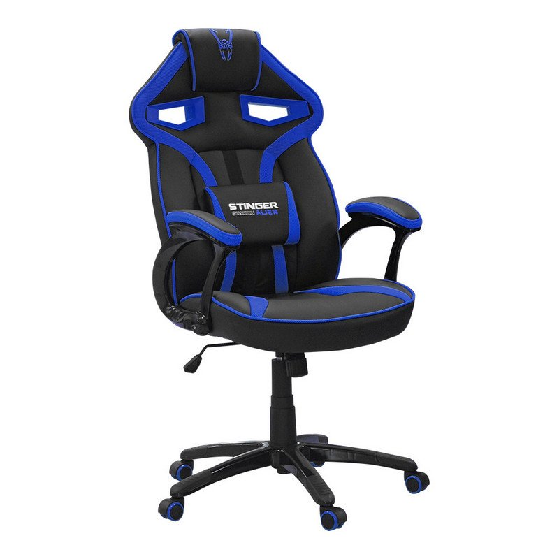 Silla Gamer Woxter Stinger Station Alien Azul