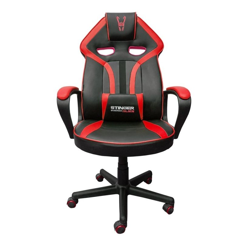 Silla Gamer Woxter Stinger Station Alien Rojo