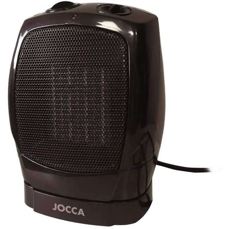 Calefactor Termoventilador Jocca 1119 1500W Negro
