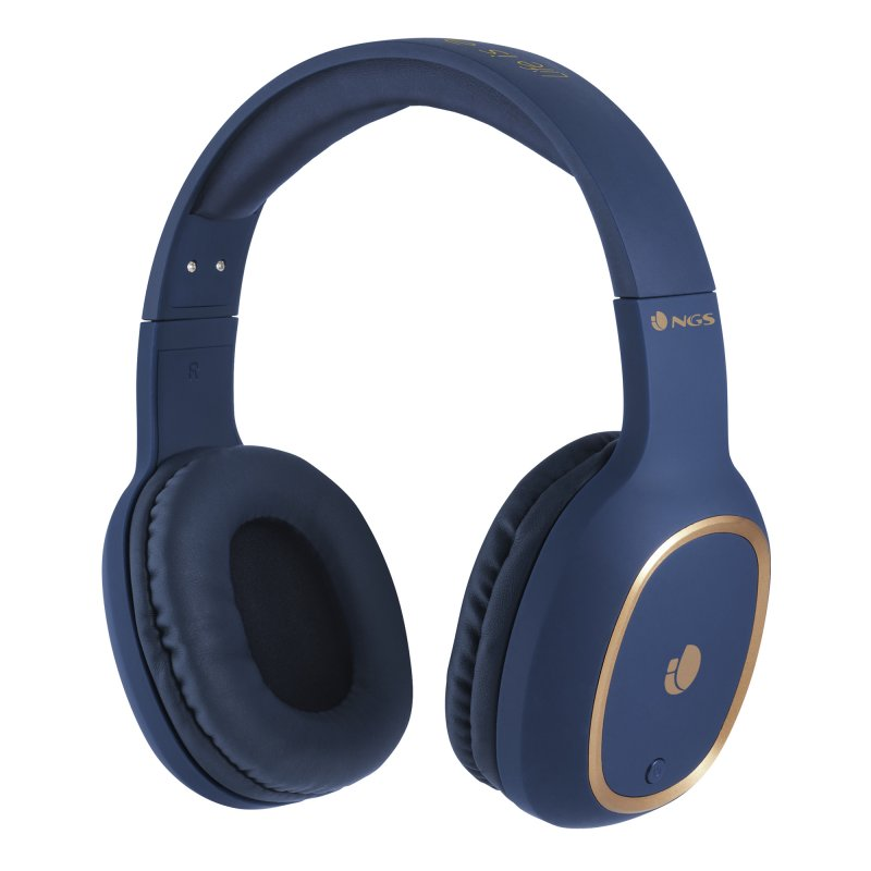 Auriculares Inalámbricos NGS Artica Pride Bluetooth Azules