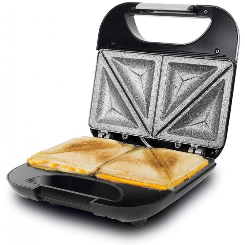 Sandwichera Cecotec Rock NTOAST Fifty-Fifty