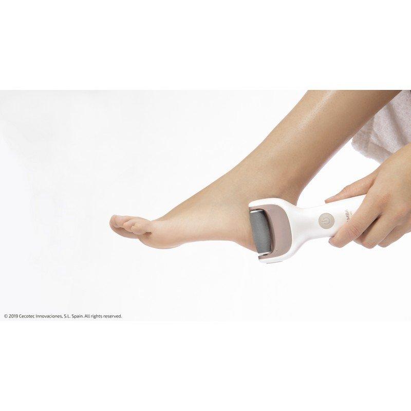Limpiador pedicura eléctrico Cecotec Bamba SkinCare Silky