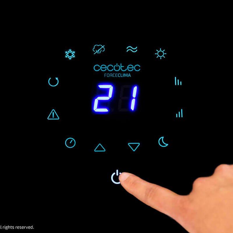 Aire Acondicionado CECOTEC FORECLIMA 9250