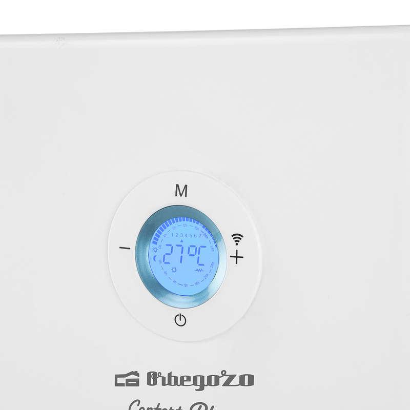 Panel Radiante Orbegozo REW 1000 Wifi 1000W