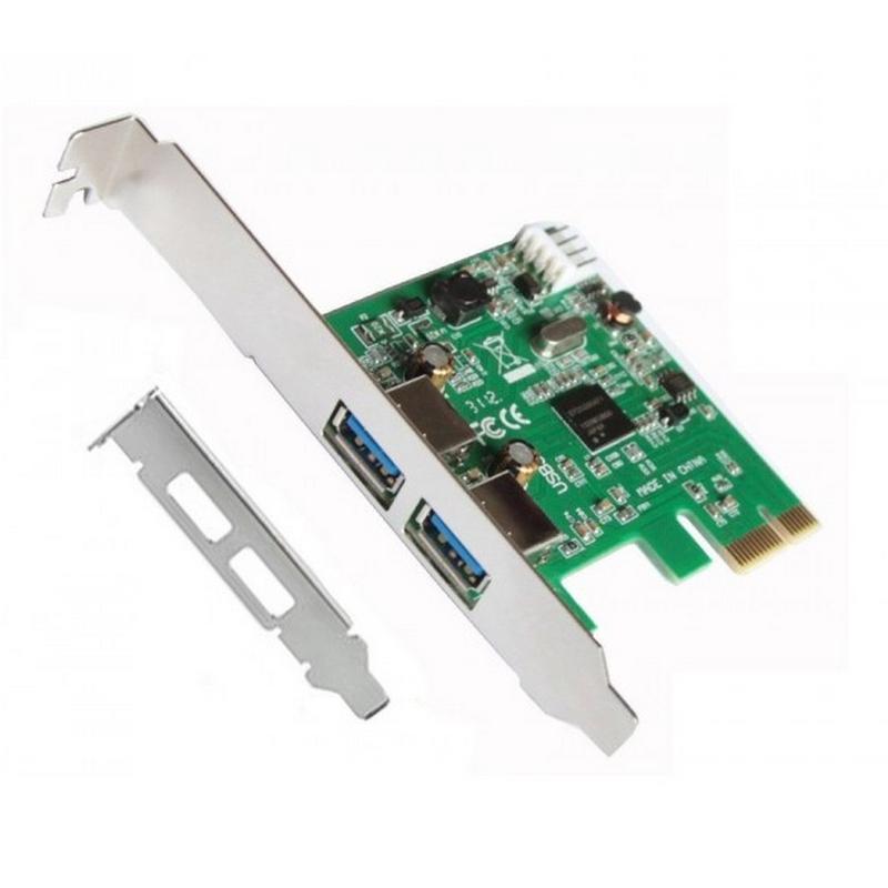 Tarjeta PCI Express a USB 3.0 L-Link