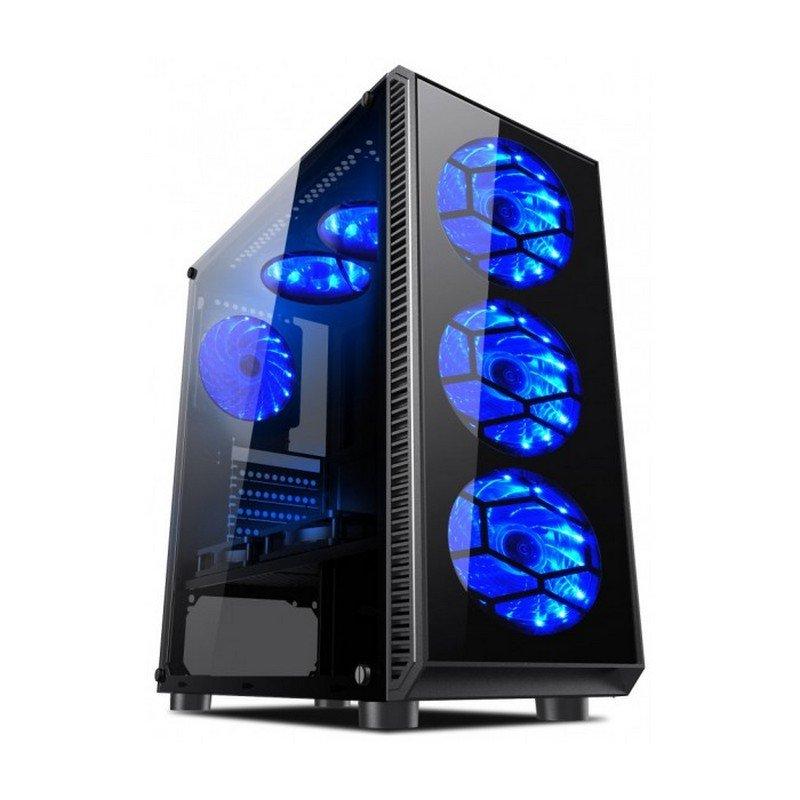 Caja PC L Link Avatar ATX USB 3.0 Azul