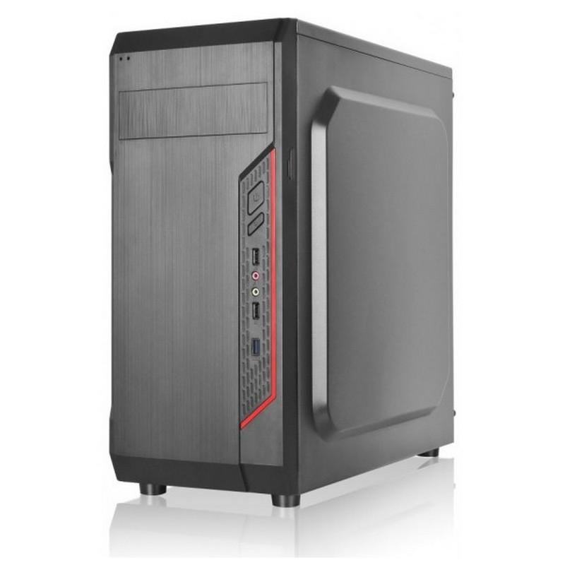 Caja PC L-Link UMO mATX USB 3.0 + Fuente de Alimentación 500W