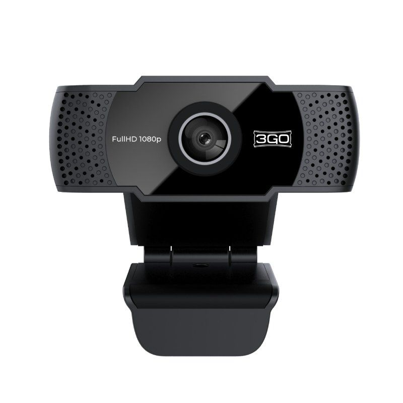 Webcam 3GO ViewPlus Full HD Negro