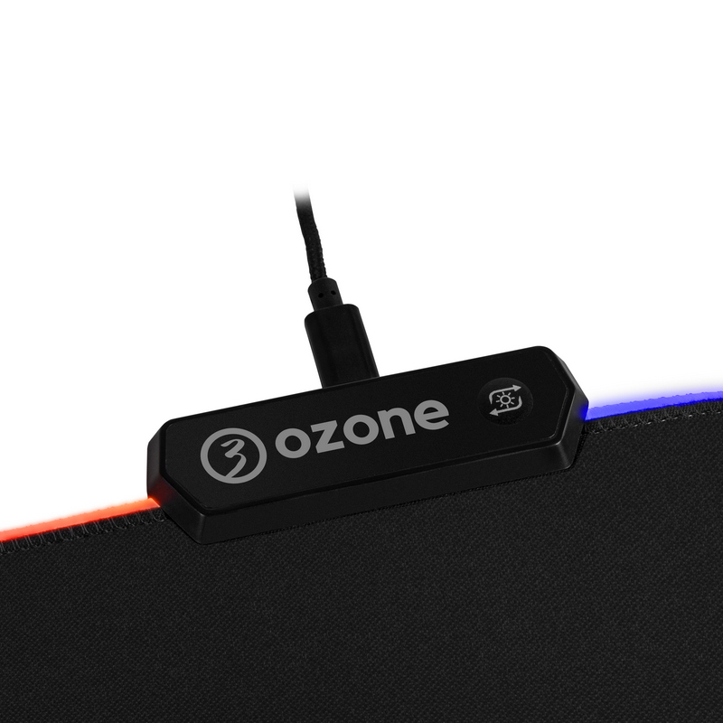 Alfombrilla Gaming Ozone Ground Level Spectra RGB