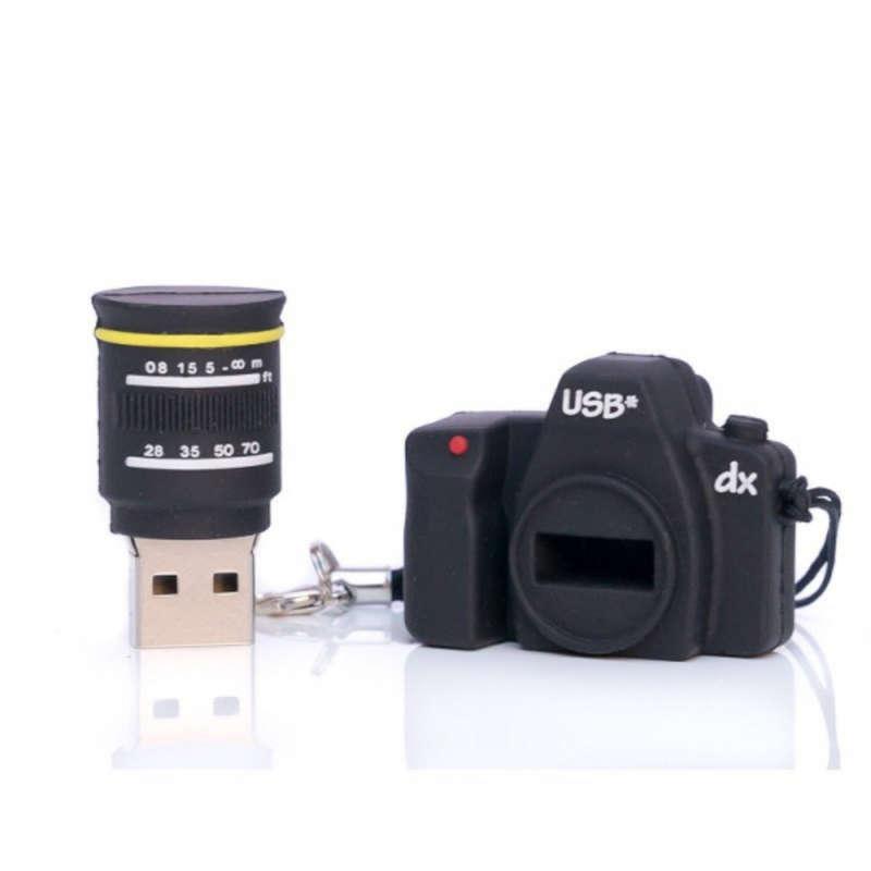 Pendrive 32GB Figura Cámara de Fotos TEC5043-16