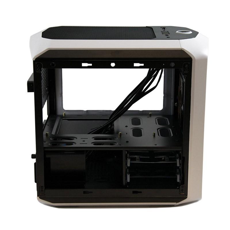 Caja PC Micro-ATX Cubo Talius Hydra USB 3.0 Blanco