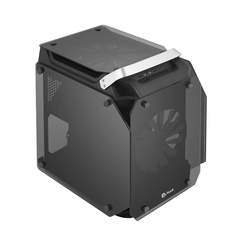 Caja PC ATX Cubo Talius Golem