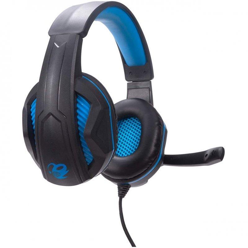 Auriculares Gaming con Micrófono CoolBox DeepBlue G3 Azul