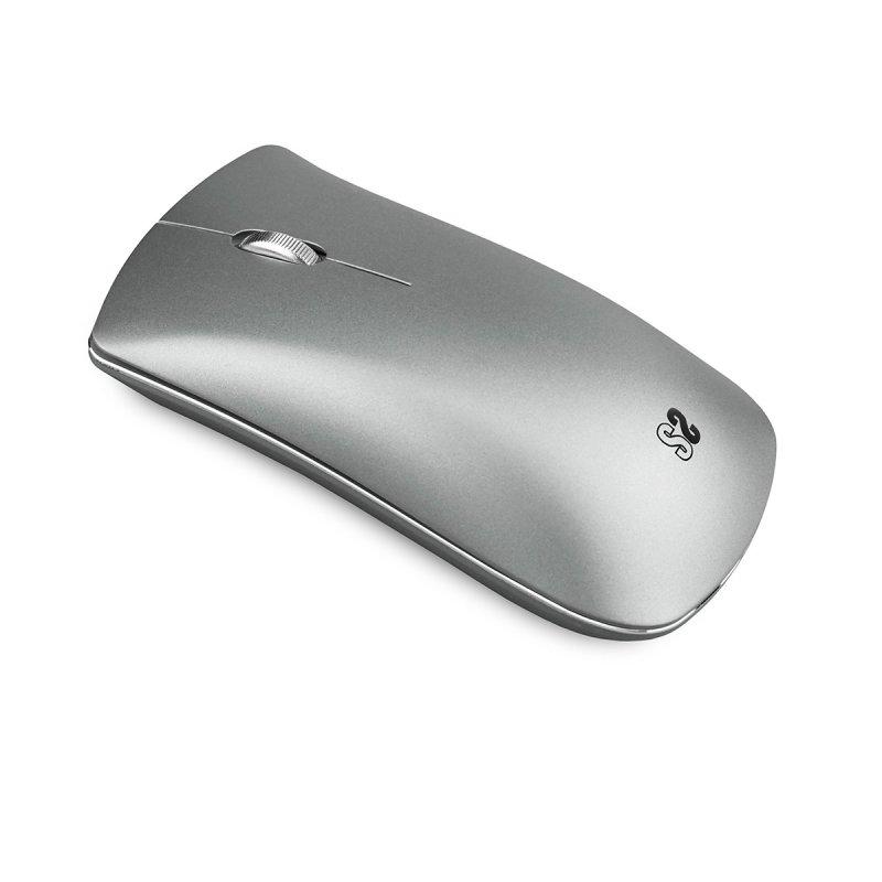 Ratón Subblim Mouse Elegant BT Plata