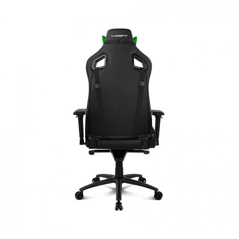 Silla Gamer Drift DR500 Verde