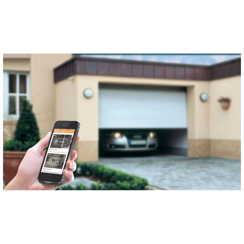 ParkingDoor - Apertura de Puertas desde Smartphone