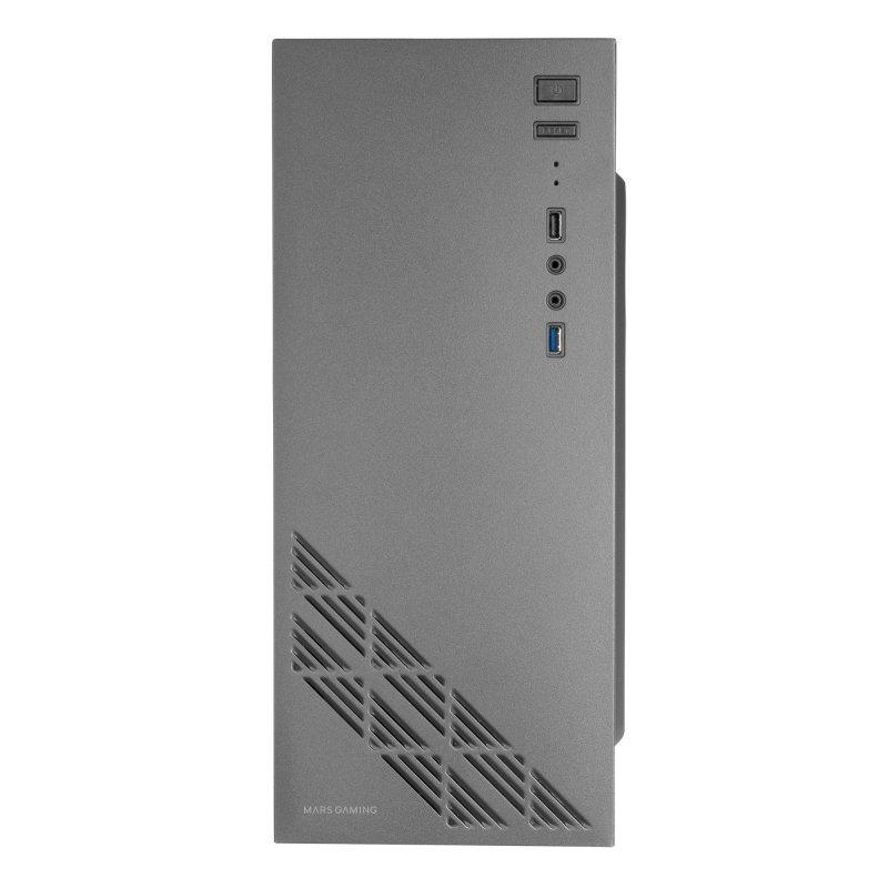 Caja PC Mars Gaming MC100W ATX FRGB Cristal Acrílico USB 3.0 Negro