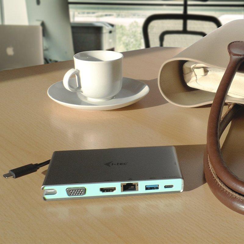 Docking Station i-Tec Travel Docking Station USB-C 3.1