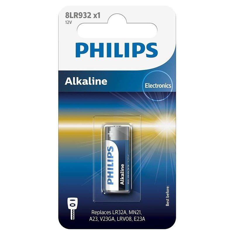 Pila Alcalina 8LR932 12V Philips (VG23GA)