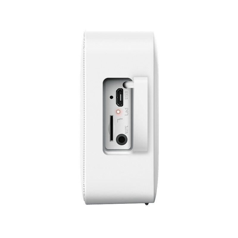 Altavoz Bluetooth Trust Zowy 10W Blanco