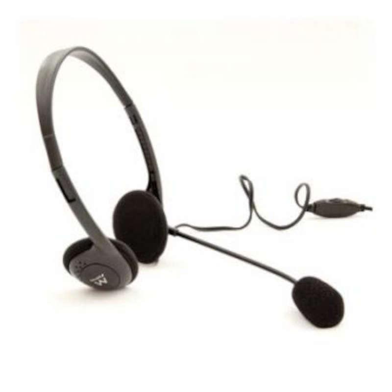 Auriculares con Microfono Ewent EW3563