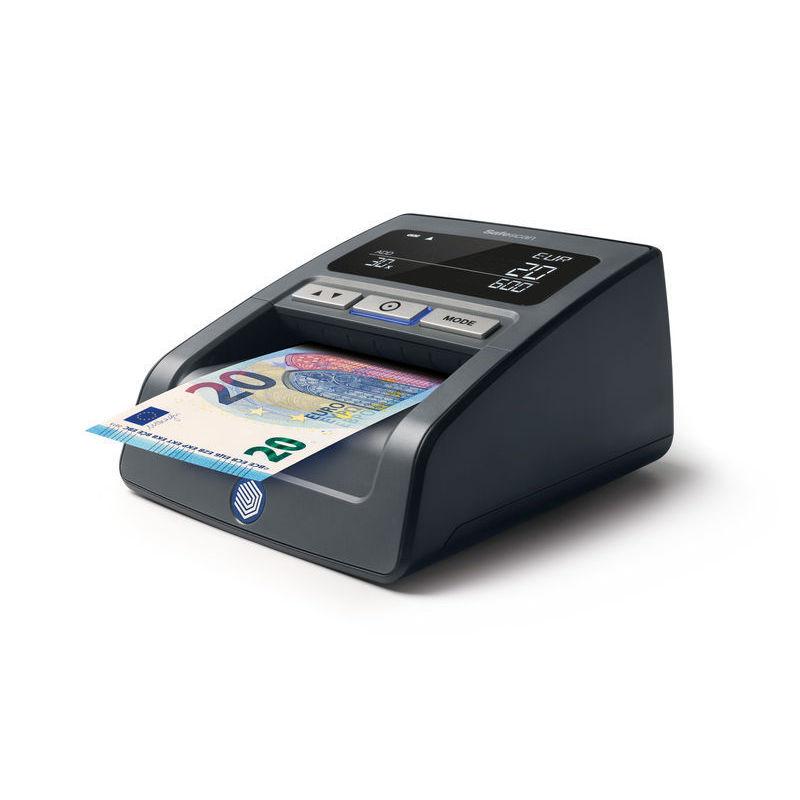 Detector de billetes falsos Safescan 155-S Negro