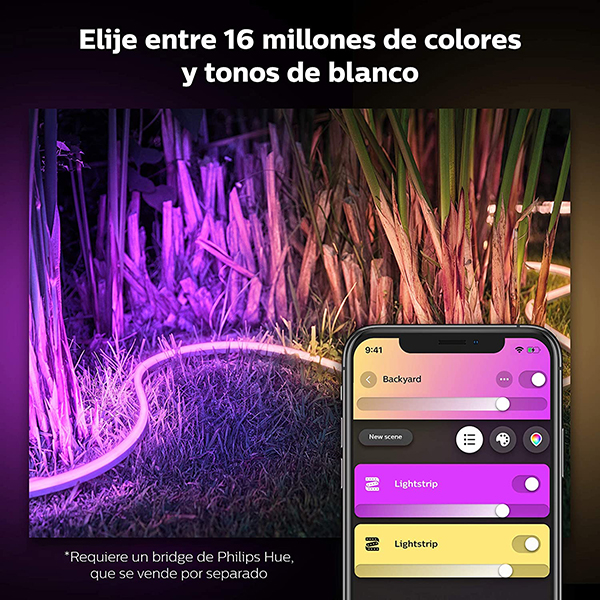 Tira Inteligente LED Philips Hue