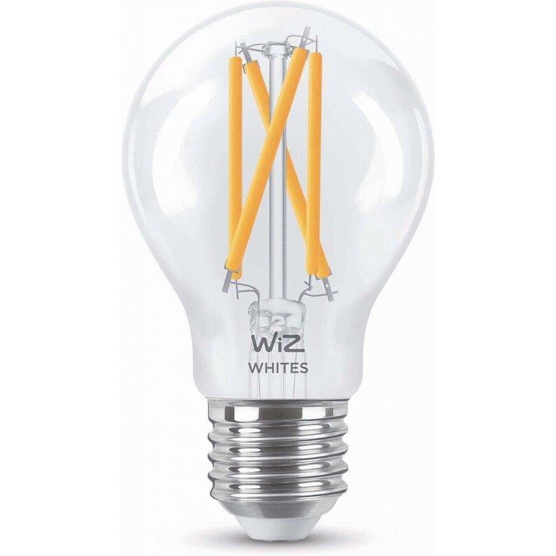 Bombilla Filamento Inteligente WIZ Whites A60 E27 6.7W