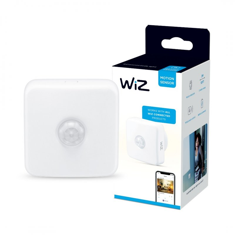 WIZ Sensor de Movimiento Wi-Fi - Bluetooth