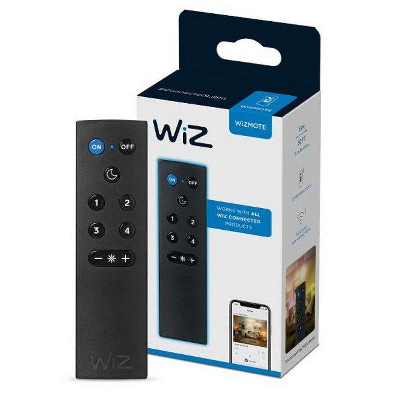WIZ Control remoto Wi-Fi y Bluetooth compatible Alexa y Google Home