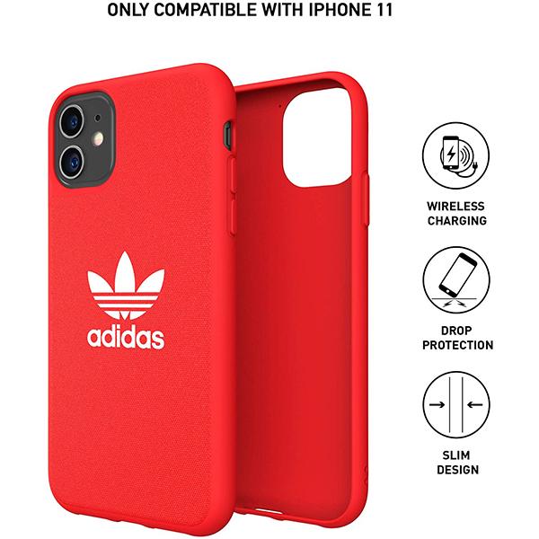 Carcasa adidas Originals Adicolor para iPhone 11
