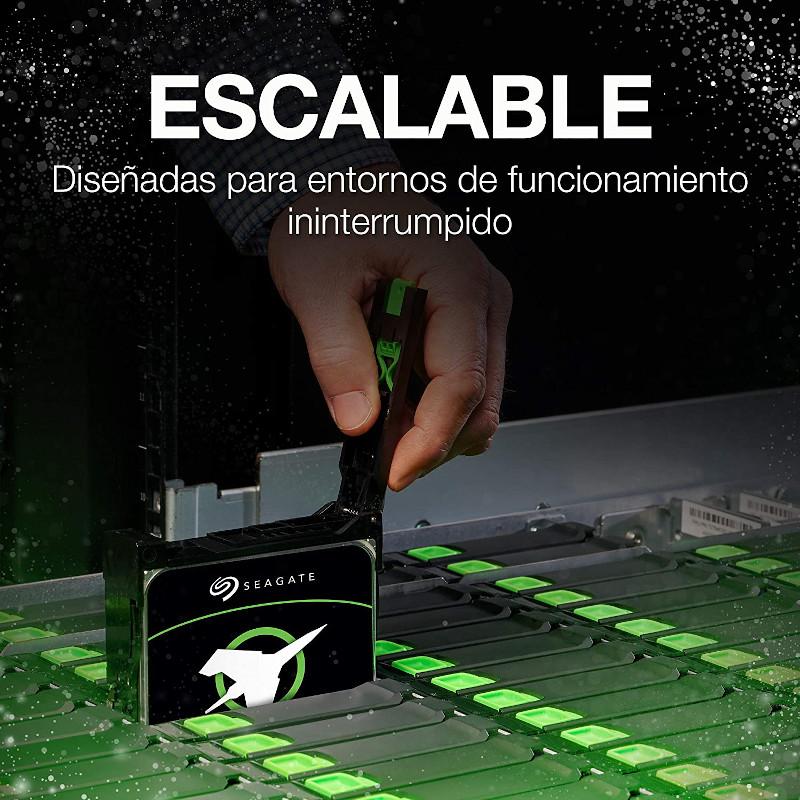 Disco Duro Seagate Exos X18 Enterprise 18TB CMR 3,5\