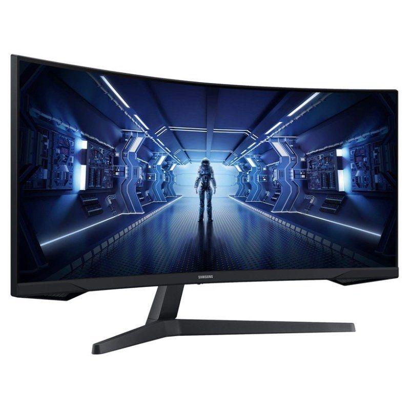 Monitor Curvo UltraWide Samsung Odyssey G5 LC34G55TWWRXEN 34\