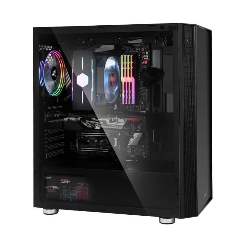 Caja PC Zalman R2 Black ATX
