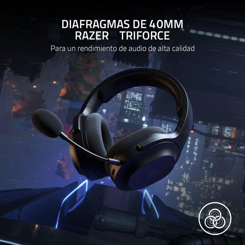 Auriculares inalámbricos RAZER Barracuda X