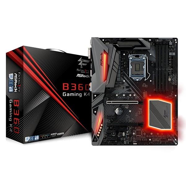 Placa Base ASRock Fatal1ty B360 Gaming K4 ATX LGA1151(300)
