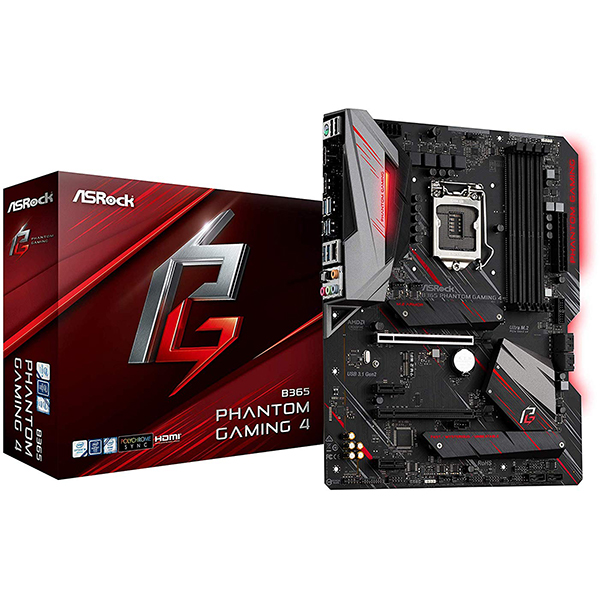 Placa Base ASRock B365 Phantom Gaming 4 ATX LGA1151(300)