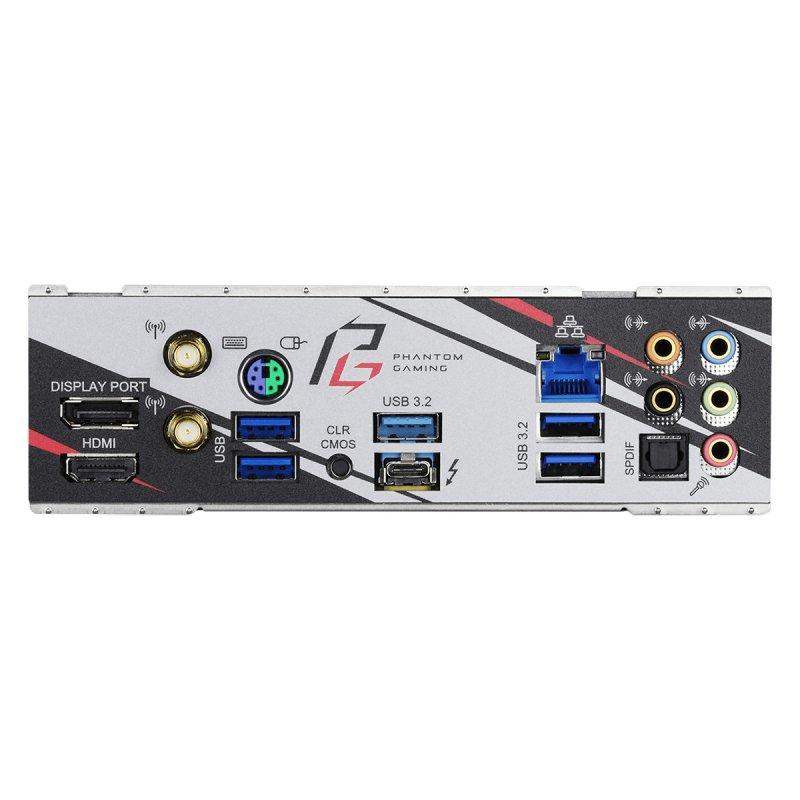 Placa Base ASRock Z490 Phantom Gaming ITX/TB3 - Socket 1200
